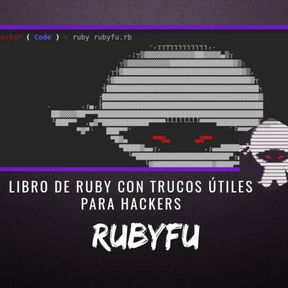 RubyFu Libro Ruby Trucos Útiles para Hackers