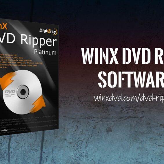 WinX DVD Ripper Platinum Copia de Seguridad DVD a ISO