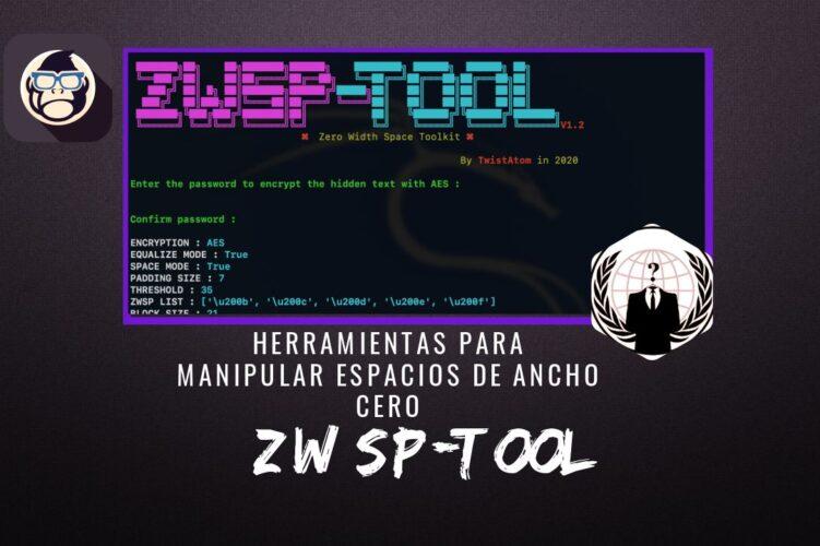 ZWSP-Tool Manipular Espacios de Ancho Cero