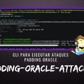padding-oracle-attacker CLI para Ataques Padding Oracle