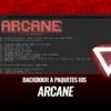 Arcane Backdoor Paquetes iOS