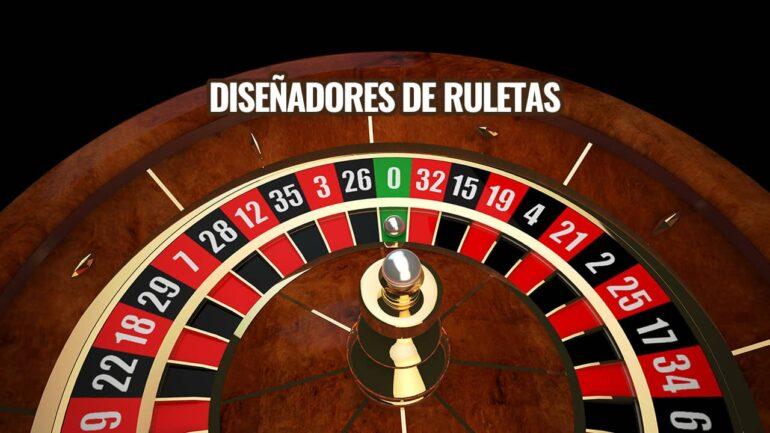 Desafíos de diseñadores de ruletas online