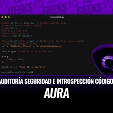 Aura Auditoría Seguridad e Introspección Código
