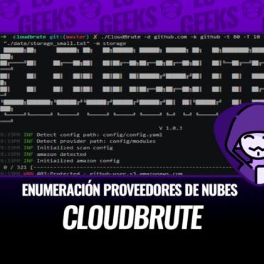 CloudBrute Impresionante Enumerador de Nubes