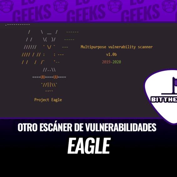 Eagle Otro Escáner de Vulnerabilidades