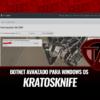 KratosKnife Botnet Avanzado para Windows