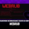 WebRub Framework de Reconnaissance escrito en Ruby