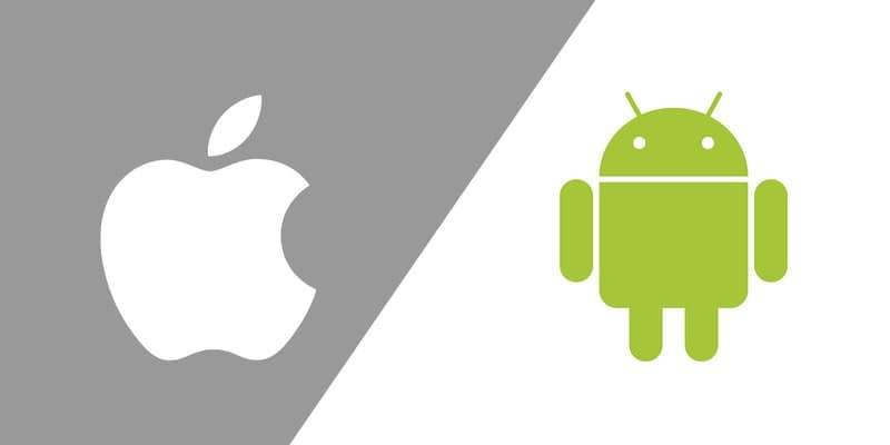 Iconos para Aplicaciones Android e iOS