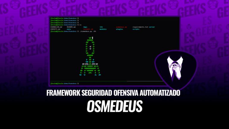 Osmedeus Framework Seguridad Ofensiva Automatizado
