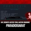 ParadoxiaRat RAT nativo para Windows
