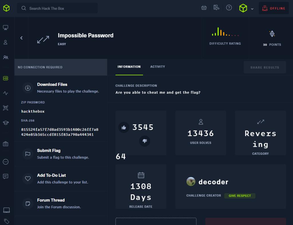 HackTheBox con Desafíos de Hacking