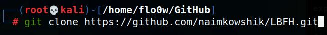 Instalar LBFH en Linux