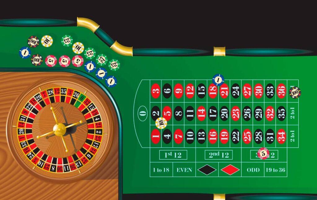 Qué es la ruleta en casinos