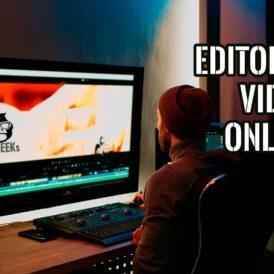 Mejores Editores de Vídeo en Línea 2021