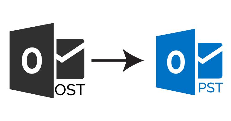Cómo convertir de OST a PST