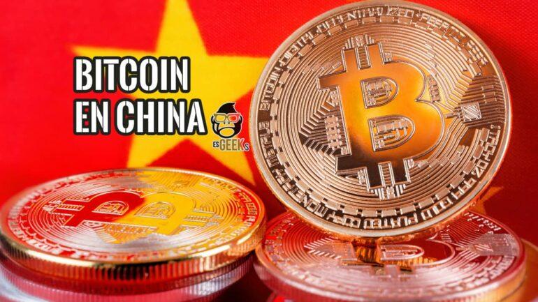 Bitcoin Todavía no está Prohibido en China